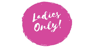Ladies Only 300x150