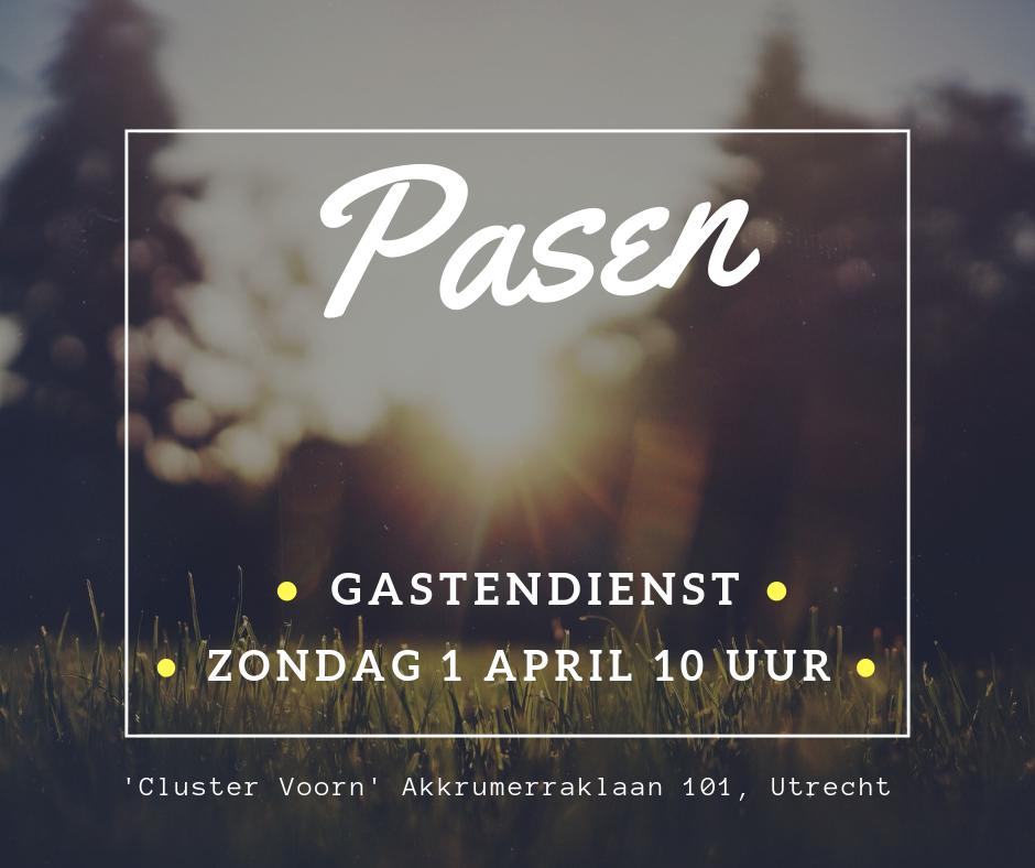DE FAKKEL_ Pasen